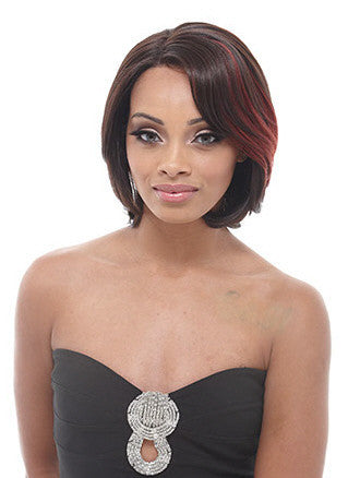 Janet Collection Harmonia W-Part Lace Wig - Wow Beauty Supply - 2