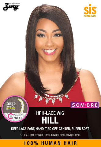 Zury SIS HRH Hill Lace Front Wig - Wow Beauty Supply
