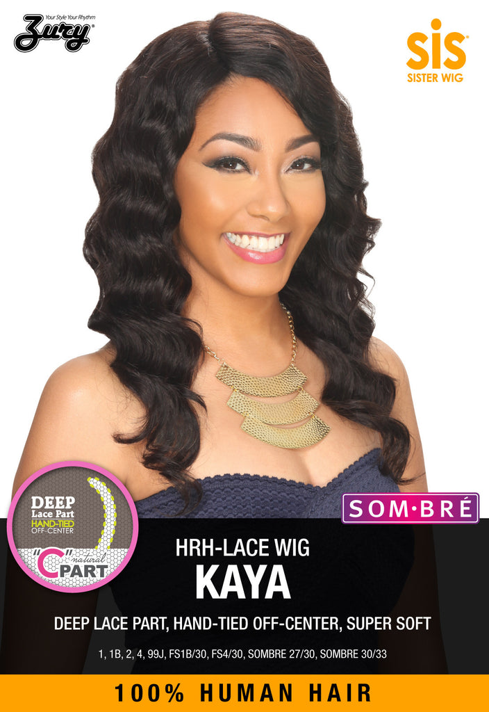Zury SIS HRH Kaya Lace Front Wig - Wow Beauty Supply