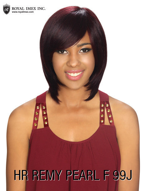 Zury SIS HR-Remy Pearl Wig - Wow Beauty Supply - 1