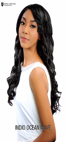 "Indio Ocean Wave 12"" Remy Hair - Wow Beauty Supply - 2"