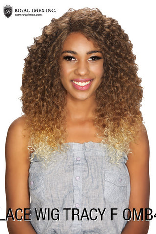 Zury SIS IV-H Tracy Lace Front Wig - Wow Beauty Supply - 1