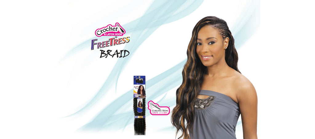 Shake-N-Go Gentle Wave Braid Synthetic Braiding Hair - Wow Beauty Supply
