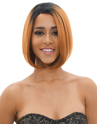 Janet Collection Lady Super Flow Deep Part Lace Wig - Wow Beauty Supply - 2