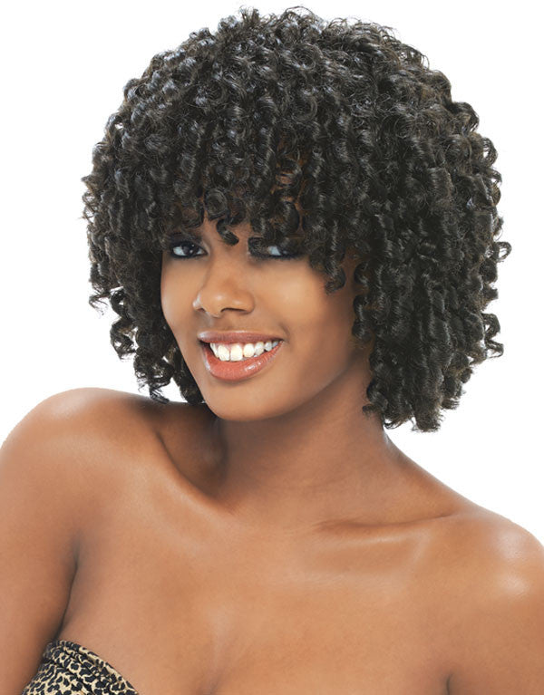 Janet Collection Bounce Braid Style Wig - Wow Beauty Supply - 1