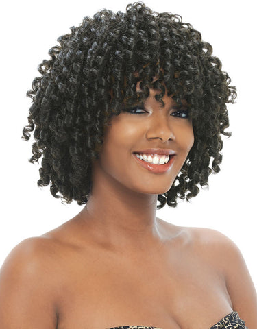 Janet Collection Bounce Braid Style Wig - Wow Beauty Supply - 2