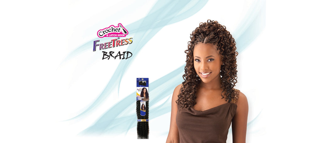 Shake-N-Go Gogo Curl Synthetic Braiding Hair - Wow Beauty Supply