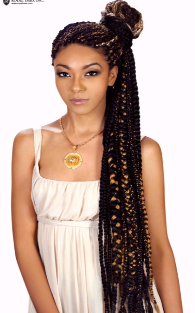 Hollywood X-Braid Synthetic Braiding Hair - Wow Beauty Supply