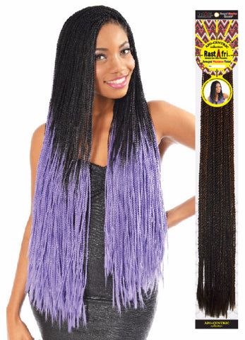 Golden State Rastafri Senegal Phantom Twist Synthetic Braiding Hair - Wow Beauty Supply