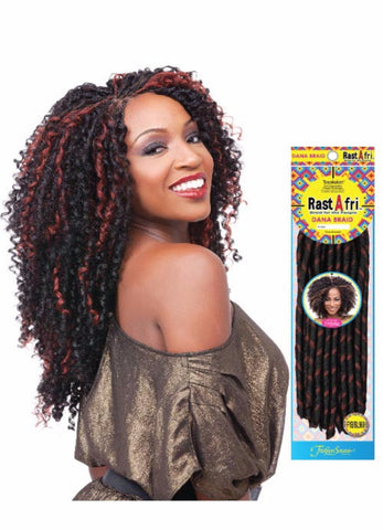 Golden State Rastafri Dana Braid Synthetic Braiding Hair - Wow Beauty Supply