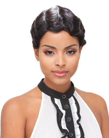 Janet Collection H/H Mommy 1 Human Hair Wig - Wow Beauty Supply