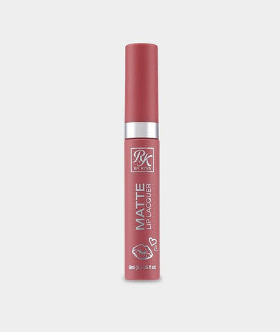 MATTE LIP LACQUER BY RUBY KISS - Wow Beauty Supply - 8