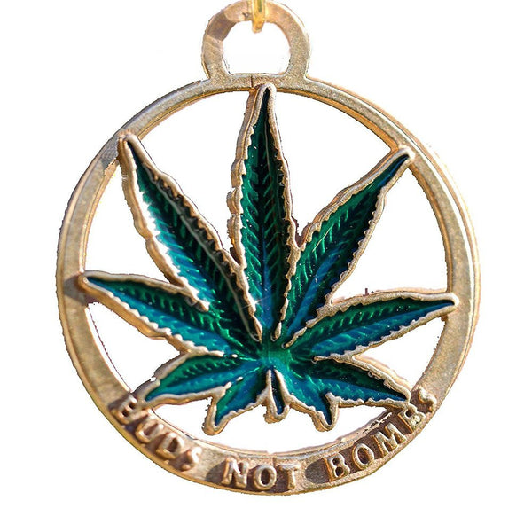 Necklaces: Buds not Bombs