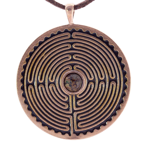 Necklaces: Labyrinth