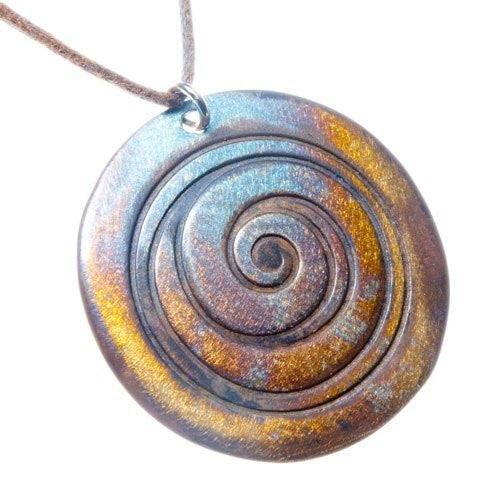 Necklaces: Spirals