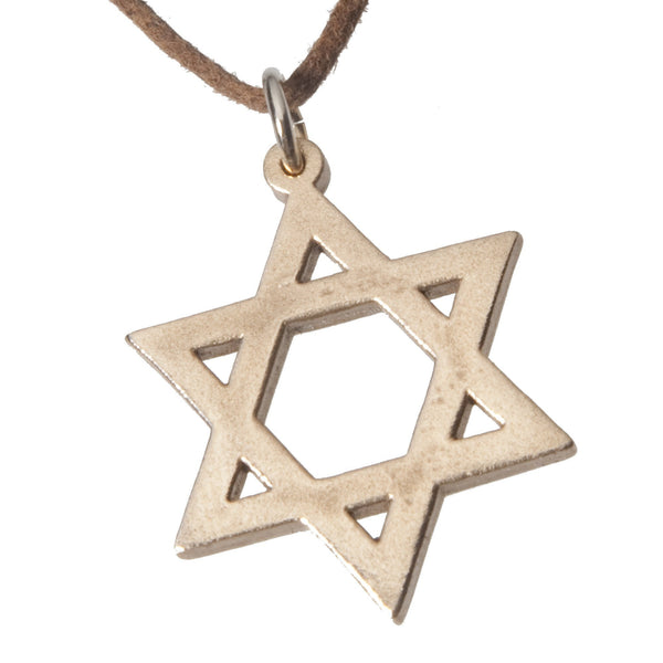 Necklaces: Star of David