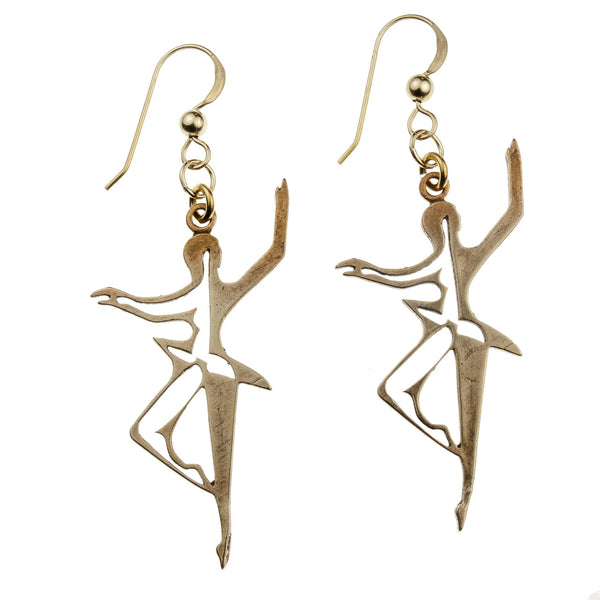 Earrings: Dancing for Peace