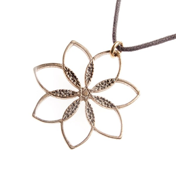 Necklaces: Flower Power