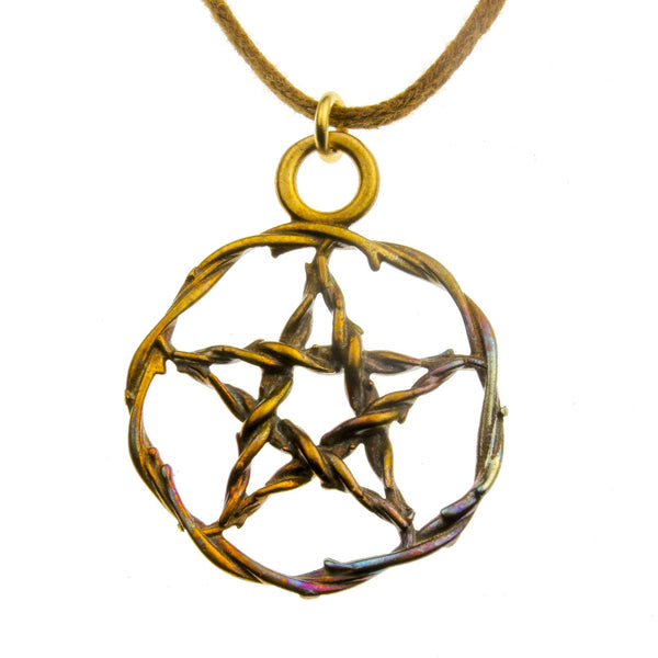 Necklaces: Pentacle