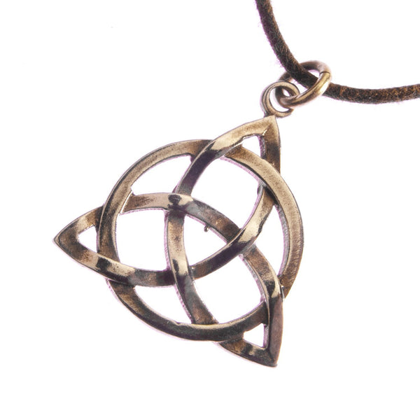 Necklaces: Triquetra