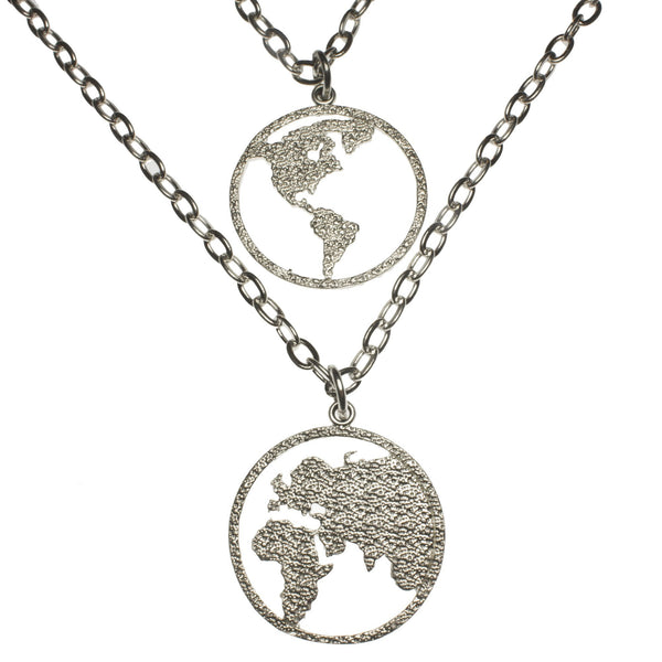 Necklaces: Peace on Earth