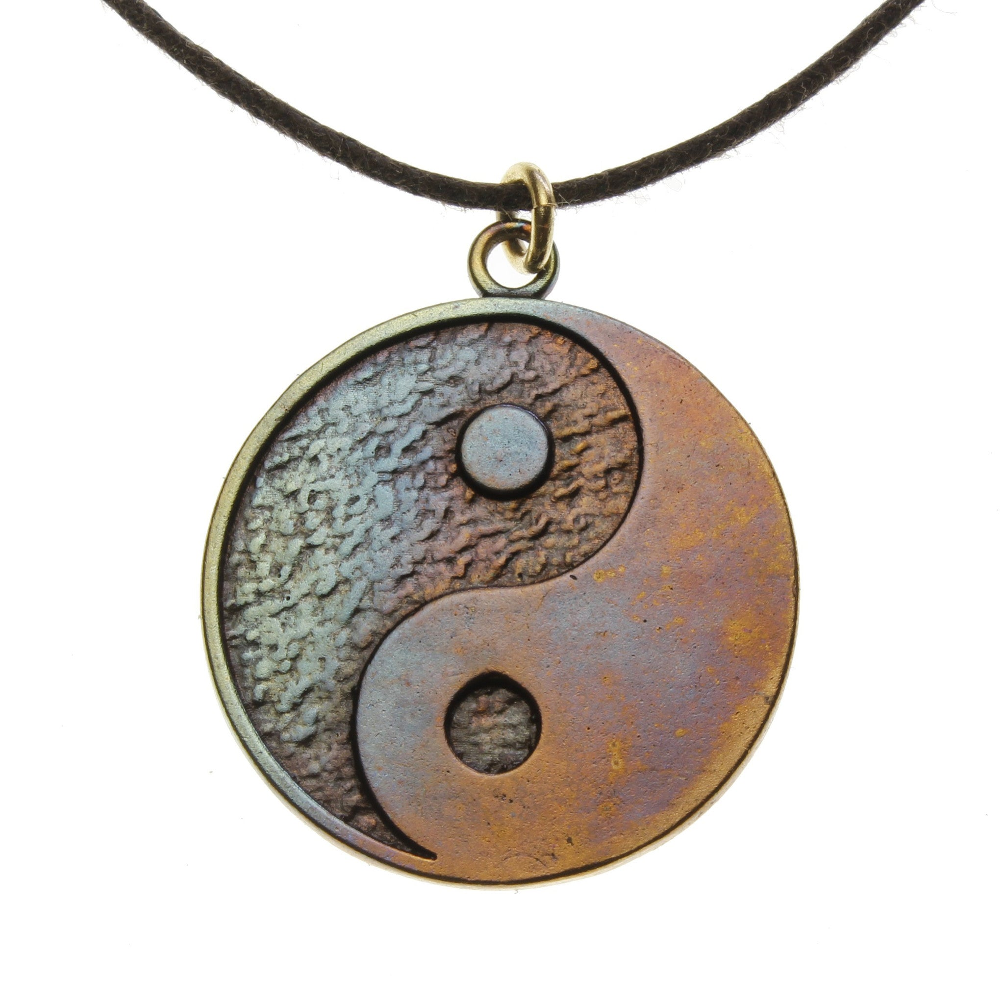 necklace jewellery rose gold yin yang synergy product in
