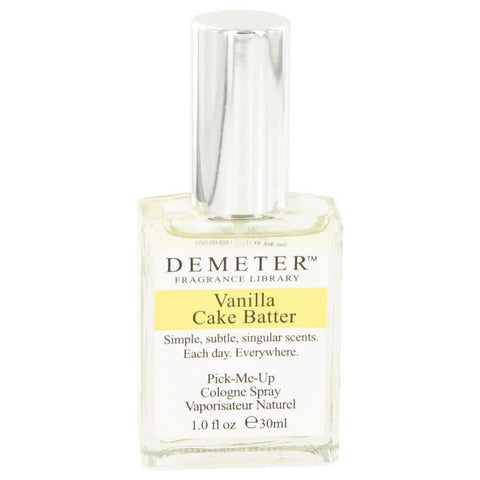 Vanilla Cake Batter by Demeter Cologne Spray 1 oz