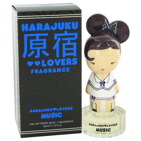Harajuku Lovers Music by Gwen Stefani Eau De Toilette Spray 1 oz