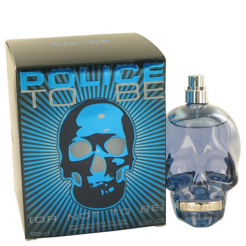 Police To Be or Not To Be by Police Colognes Eau De Toilette Spray 4.2 oz