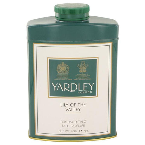 Lily of The Valley Yardley by Yardley London Pefumed Talc 7 oz