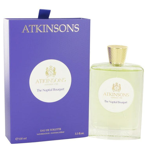 The Nuptial Bouquet by Atkinsons Eau De Toilette Spray 3.4 oz