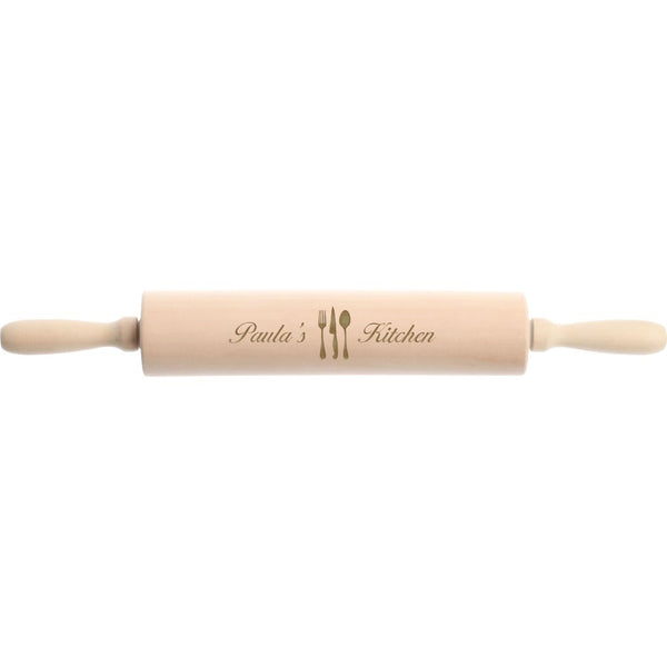 THE PERFECT  GIFT! PERSONALZIED ROLLING PIN