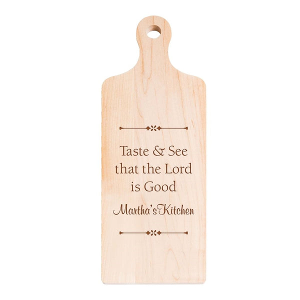 Maple Cutting Board - Engravable (ZBRD0033)