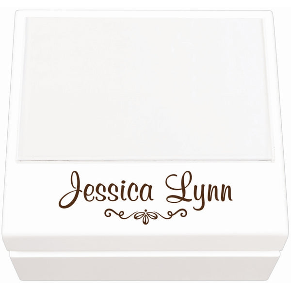 Photo Jewelry Box (Engravable)