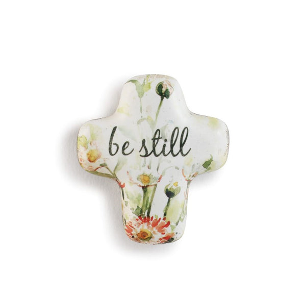 Be Still Cross Token
