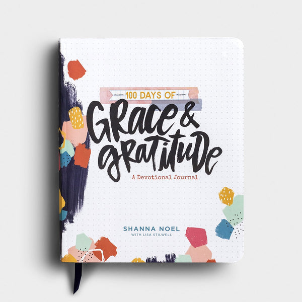 Shanna Noel - 100 Days of Grace & Gratitude - Devotional Journal  DaySpring  Southern Grace Creations