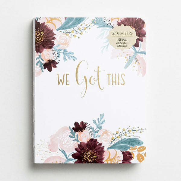 We Got This - Christian Journal  Southern Grace Creations