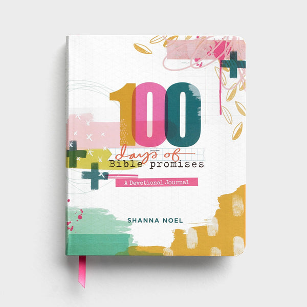 Shanna Noel - 100 Days of Bible Promises - Devotional Journal  DaySpring  Southern Grace Creations