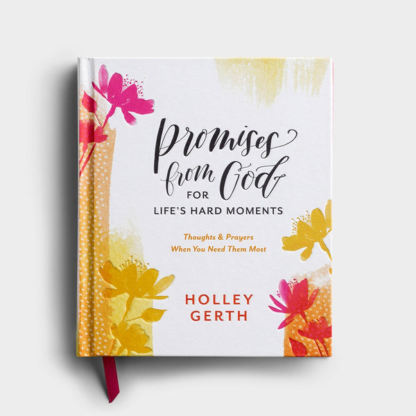 Promises from God for Life's Hard Moments - Gift Book