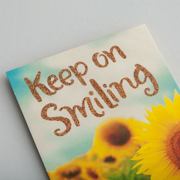 Sadie Robertson - All Occasion - Keep Smiling Card  DaySpring  Southern Grace Creations