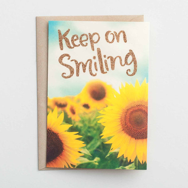 All Occasion - Keep Smiling Card