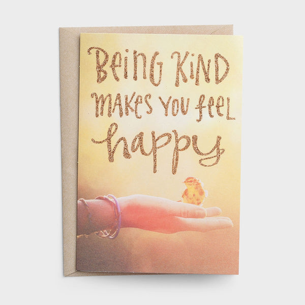 Sadie Robertson - Thank You - Being Kind Card  DaySpring  Southern Grace Creations