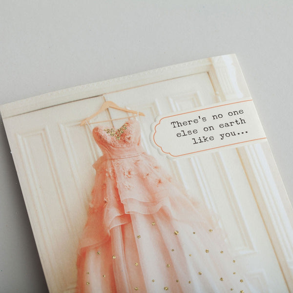 Sadie Robertson - Encouragement - No One Like You Card  DaySpring  Southern Grace Creations