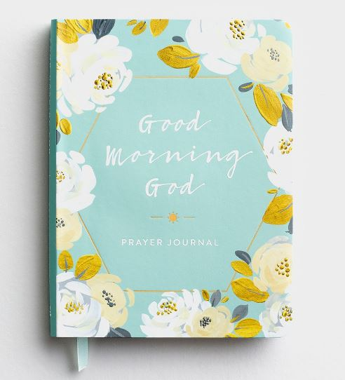 Good Morning God - Prayer Journal