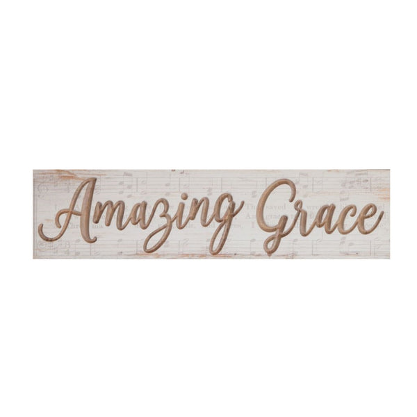 Amazing grace sign - Southern Grace Creations