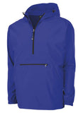 Adult Pack-N-Go Pullover - Royal