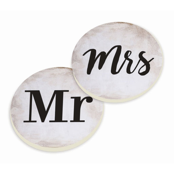 Mr. & Mrs. Coaster Pack