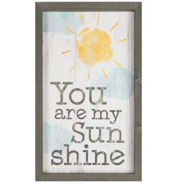 FRAMED ART - You Are My Sunshine