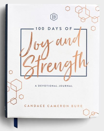 100 Days of Joy and Strength - Devotional Journal