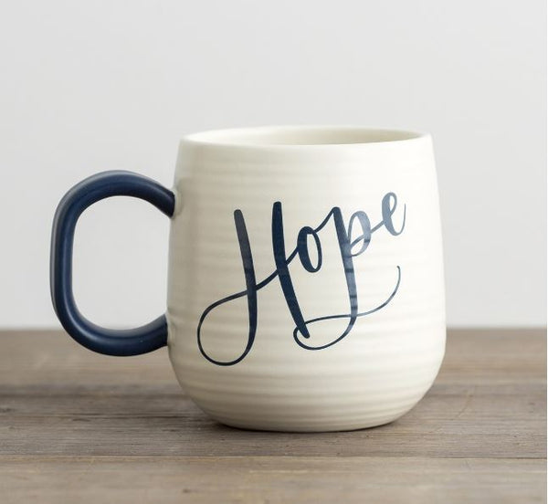 Hope - Artisan Ceramic Mug